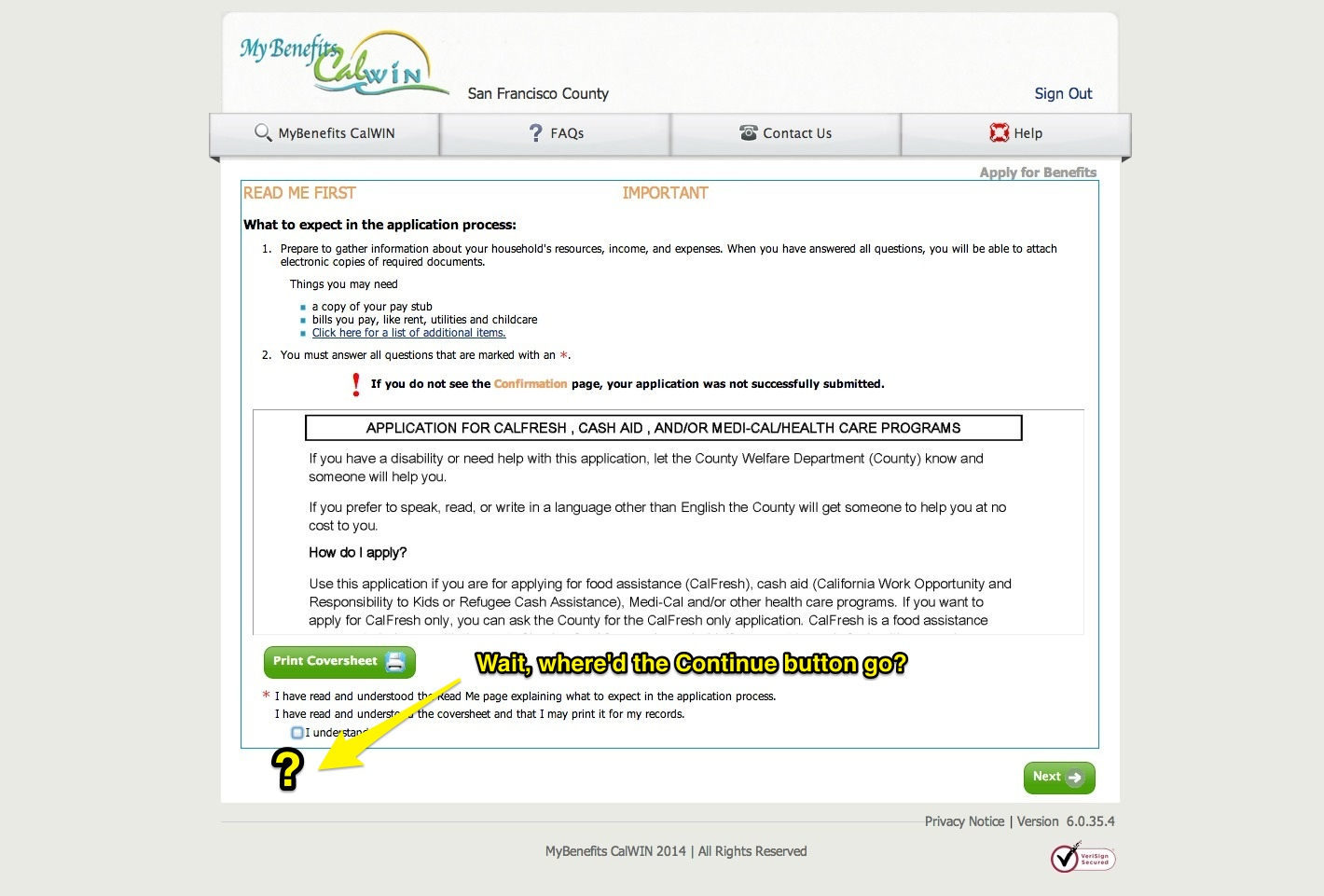 Calfresh Is California's Food Stamps Program Residents In 18 Counties Can  Apply For Calfresh Online Through