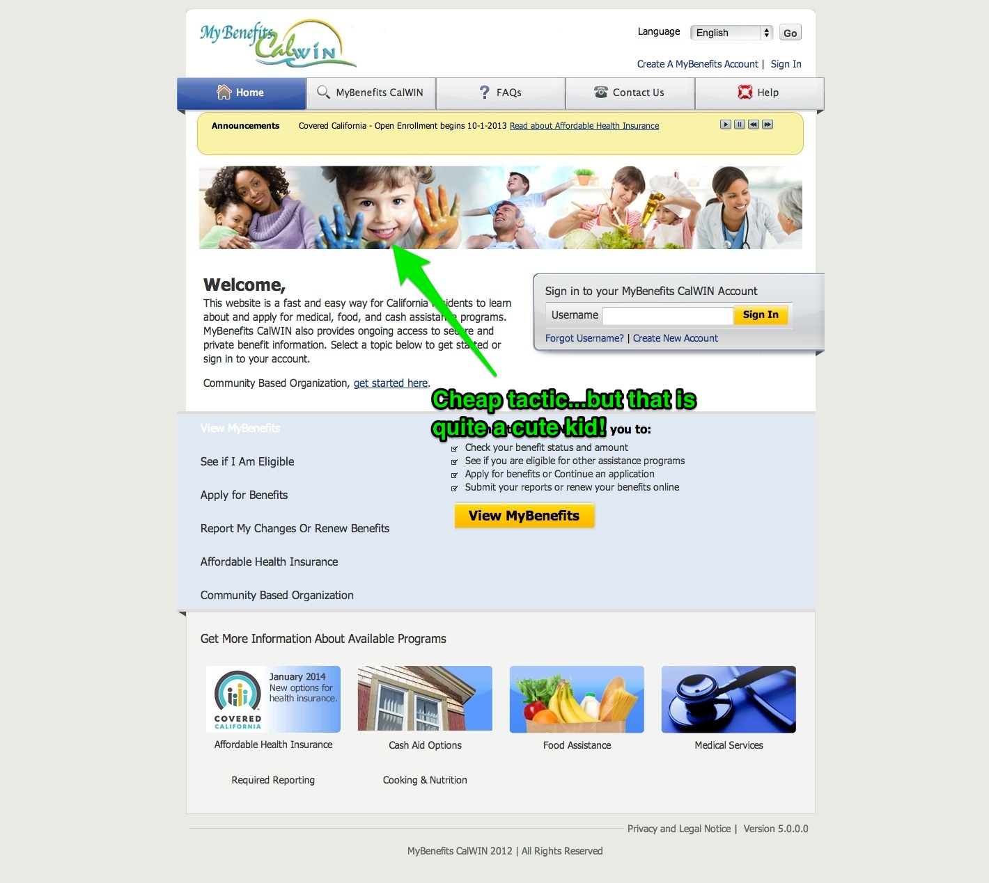 How Can I Apply For Food Stamps In California Online